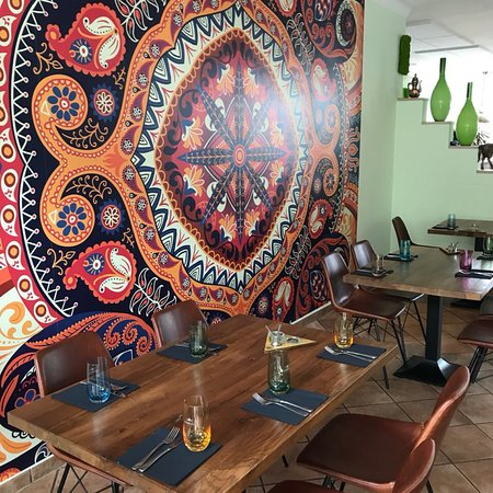Restaurant & Kochschule Maharani Fotografie