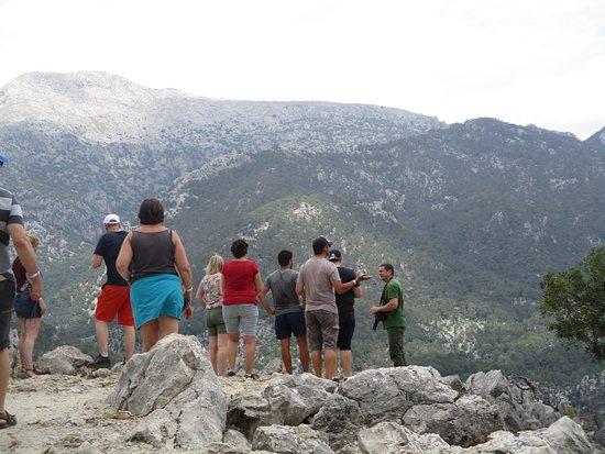 Jeep Safari Mallorca: des décors somptueux..