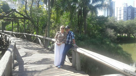 Jardim Botânico de Curitiba照片