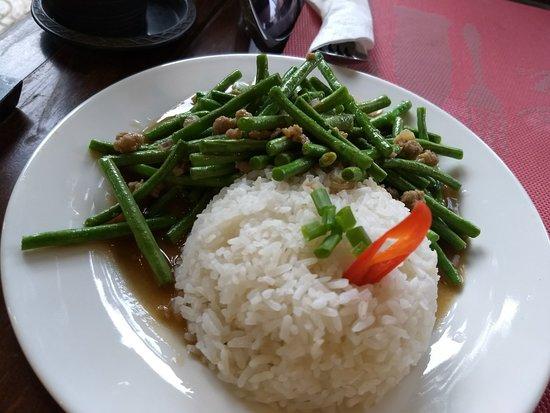 Lilypop Restaurant: Fried Green Beans