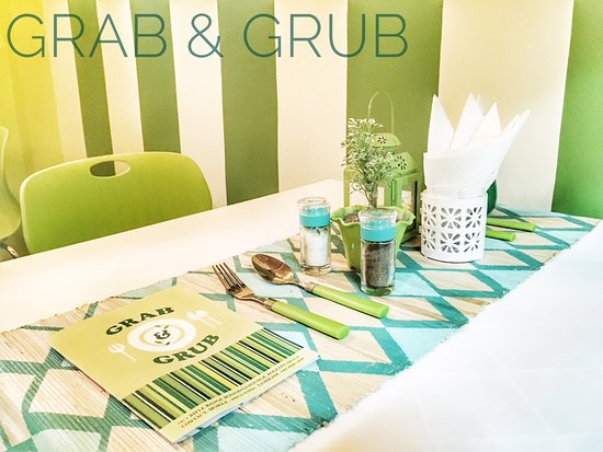 Grab & Grub : Easy Dining Restaurant serving Indian and Chinese Cuisine
