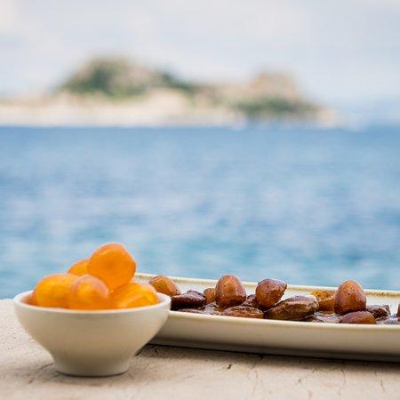 Avli: Pork fillet with kumquat