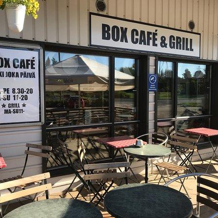 Foto de Box Café & Grill