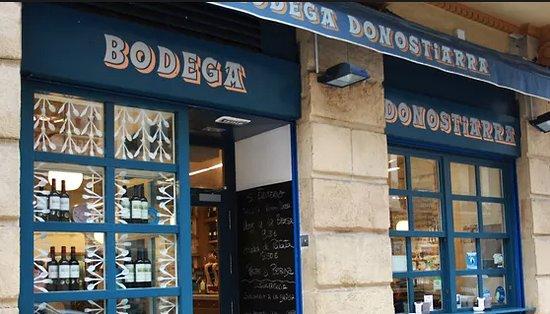 Bodega Donostiarra: Terrance View