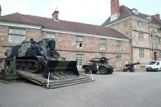 Monmouth Castle and Military Museum: museum