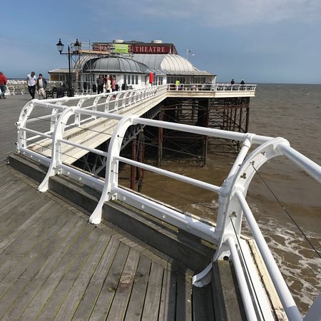 Cromer Pier Foto