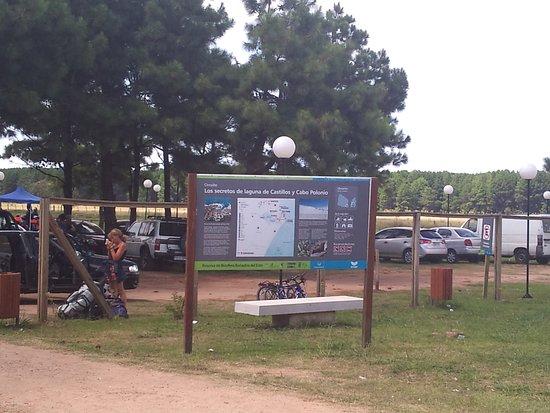 Parque Nacional de Cabo Polonio: Tourist Board