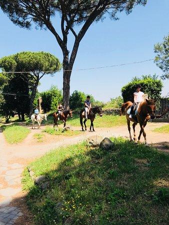 写真Antica Torre - Riding Ancient Rome枚