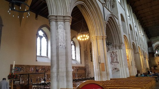 St Albans Cathedral Photo
