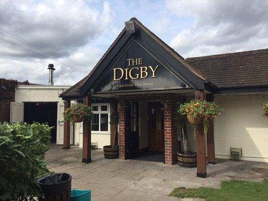 Digby Erdington
