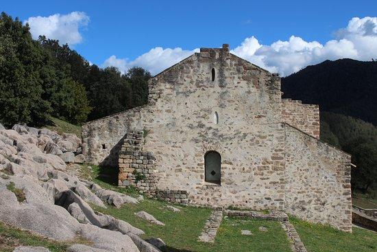 Església Romànica de Sant Quirza de Pedret : Sant Quirze de Pedret