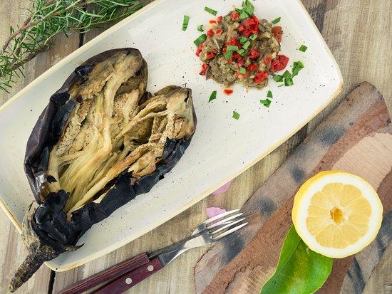 Avli: Eggplant dip