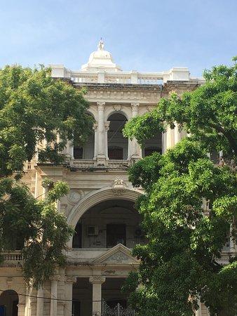 Paseo de la arquitectura británica en Chennai: City Corporation