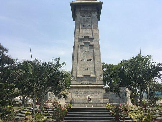 Paseo de la arquitectura británica en Chennai: Victoria War memorial
