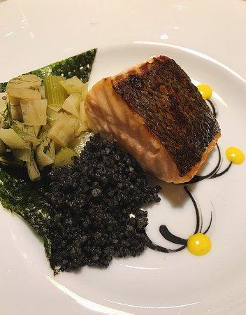 Dal Capitano Fish Lab Restaurant: carbonara di mare