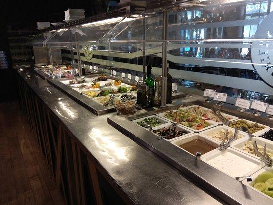 Trófea Grill Restaurant Downtown Foto
