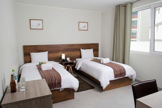 Hotel Casa Cielo, hoteles en Lima