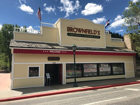 Brownfield's