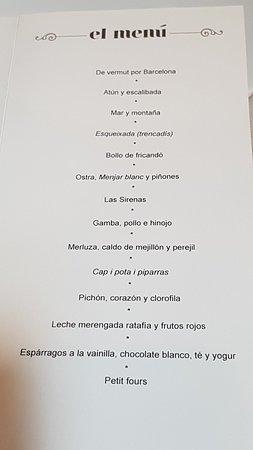 Fonda Espanya Restaurante Photo