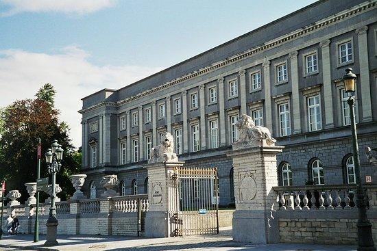 Palais des Académies: Brussels : Palais des Academies