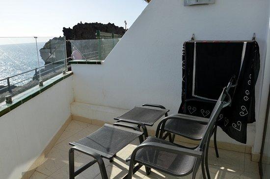 Barcelo Santiago: terrasse vue sur la mer