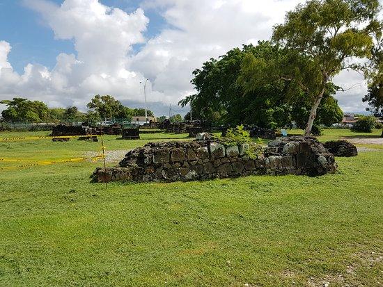 ปานามาลาวีเอยา: ruinas de Panamá