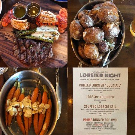 El Dorado Hills, Kalifornia: Prime Dinner for Two $55