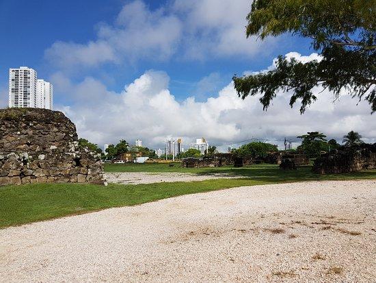 ปานามาลาวีเอยา: ruinas de Panamá Viejo