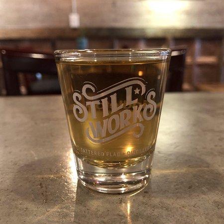 Tattered Flag Brewery & Still Works: Single Malt Whiskey