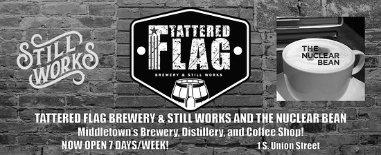 Tattered Flag Brewery & Still Works: Your full service Brewery, Distillery, Coffee Shop, and Brew Pub!