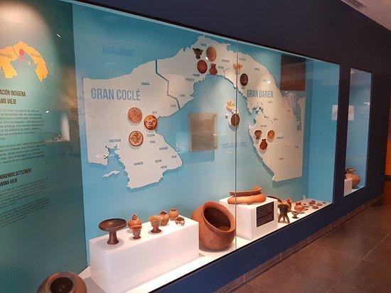 ปานามาลาวีเอยา: Museo