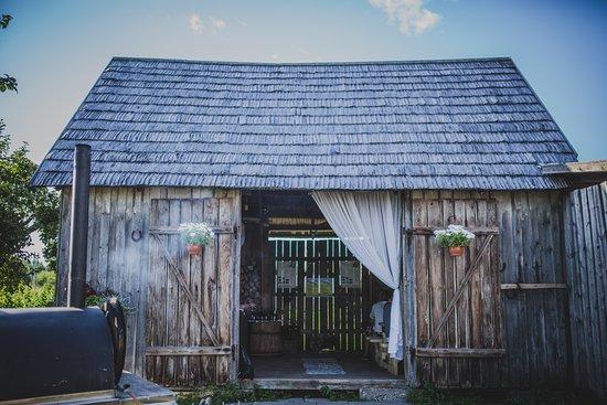 Tori, Estonia: barn café