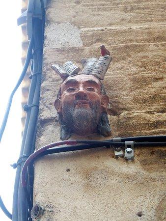 Rutas de Palma : Diablo protector