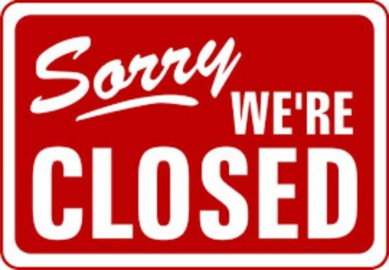 Mount Morris, État de New York : Closed