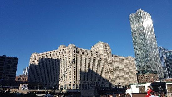 Chicago Architecture River Cruise ภาพถ่าย
