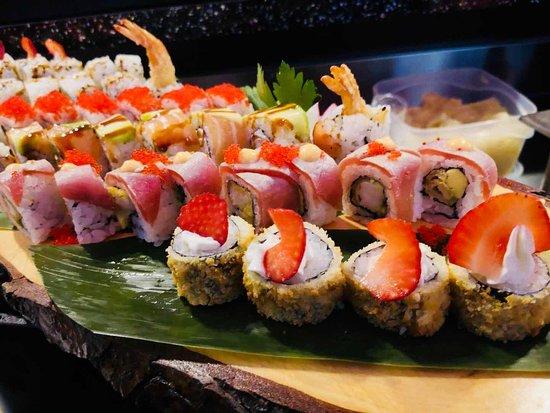 Kaikaya: sushi misti