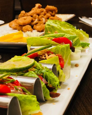 Hemispheres Restaurant & Bistro: Healthy Lunches on the go !