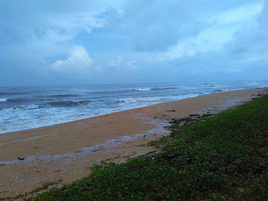Kavvayi Beach House: The beach