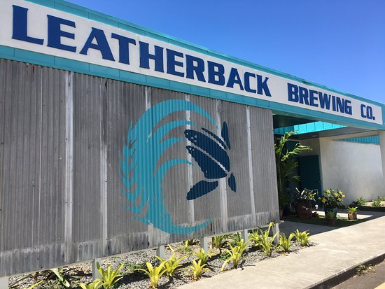 Leatherback Brewing Co.