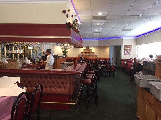 Fortune House Chinese Cuisine : Interior of Restaurant