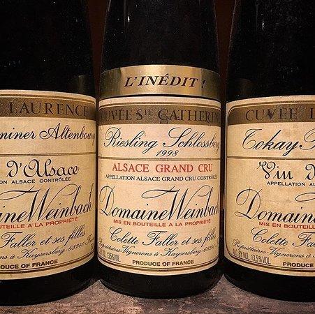 I Colori del Vino: Vini d'Alsazia Domaine Weinbach