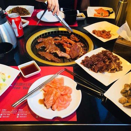 Snímek Hon Wo Korean Restaurant (Chuang's London Plaza)