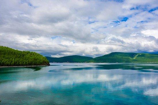 Big Mongolia Travel : The beautiful, giant Khuvsgul lake. A must visit for travelers to mongolia