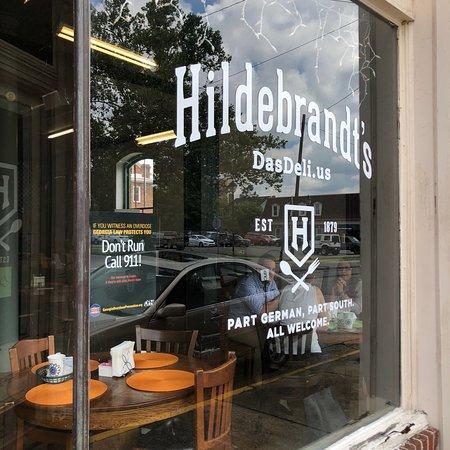 Hildebrandts: Nice