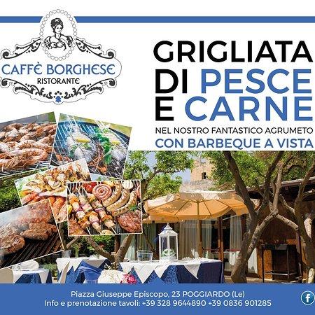 Caffe Borghese: Il Nostro evento Principe