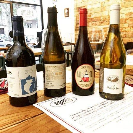 Amelia Bistrot: La nostra selezione di  vini