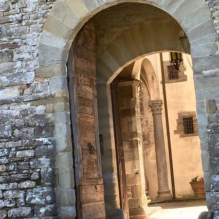 Tuscany Cycle: Tuscany Vespa Tour Castello del Trebbio Pontassieve (beyond Fiesole)