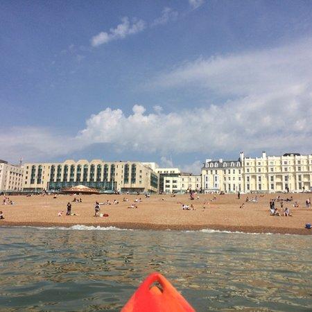 Brighton Beach ภาพถ่าย