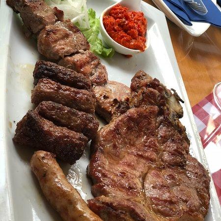 Bracera: Again: Amazing dinner tonight