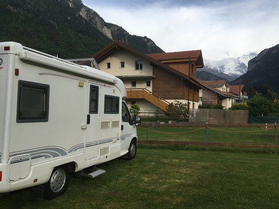 CAMPING OBEREI (Wilderswil, Switzerland) - Campground Reviews ...